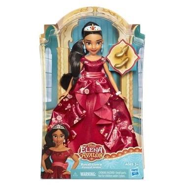 Disney Princess Disney Elena Of Avalor Elena Balo Elbiseli Figür Renkli